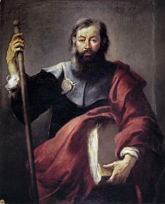 Мурильо, Бартоломе Эстебан -- Апостол Иаков. Часть 3 Музей Прадо