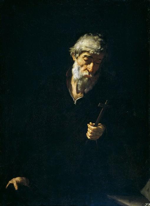 Ribera, José de -- Un anacoreta. Part 3 Prado Museum