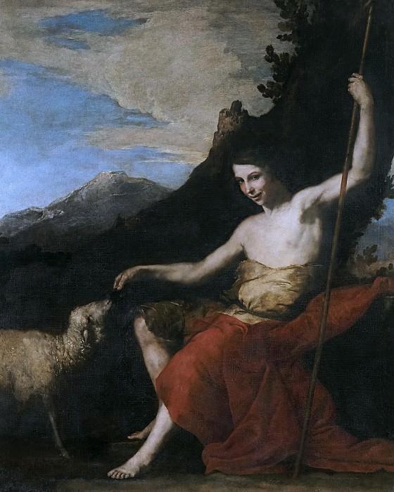 Ribera, José de -- San Juan Bautista en el desierto. Part 3 Prado Museum