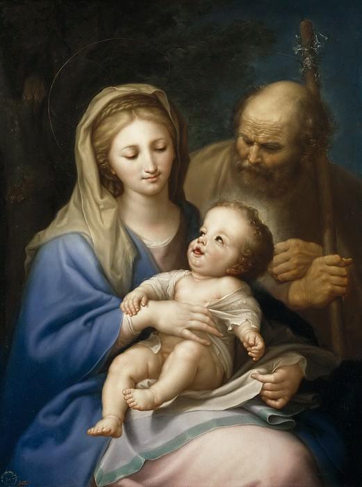 Байеу и Субиас, Франсиско -- Святое семейство. Часть 3 Музей Прадо