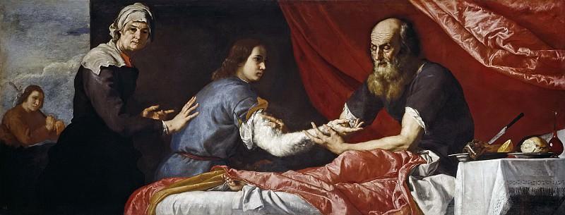 Ribera, José de -- Isaac y Jacob. Part 3 Prado Museum