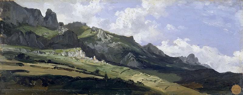 Haes, Carlos de -- Picos de Europa. Part 3 Prado Museum