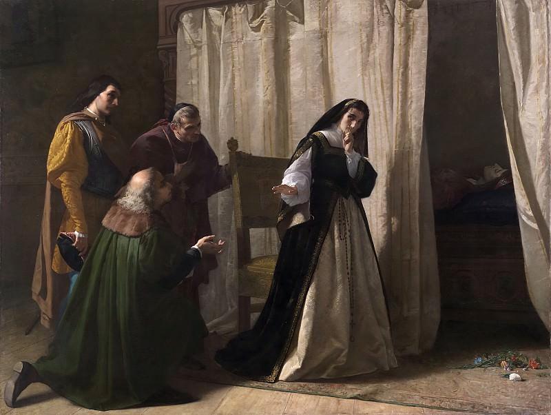 Вальес, Лоренсо -- Деменция Хуана Кастильского. Часть 3 Музей Прадо