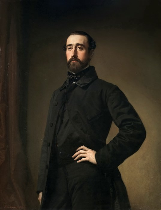 Madrazo y Kuntz, Federico de -- Segismundo Moret y Quintana. Part 3 Prado Museum