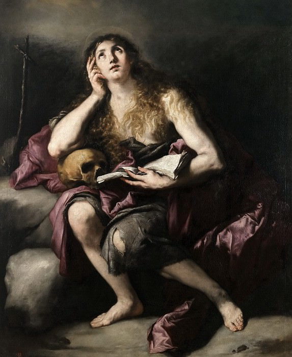 Giordano, Luca -- Magdalena penitente. Part 3 Prado Museum