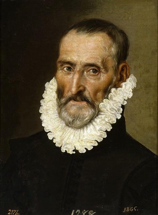 Tristán, Luis -- Anciano. Part 3 Prado Museum