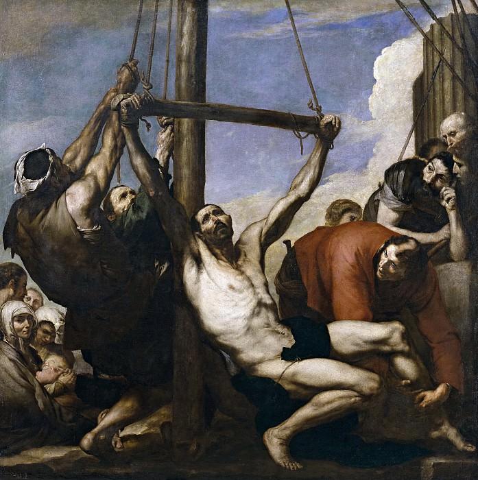 Рибера, Хусепе де -- Мученичество святого Филиппа. Часть 3 Музей Прадо