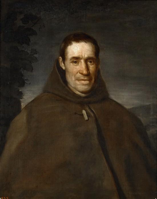 Coello, Claudio -- El padre Cabanillas. Part 3 Prado Museum