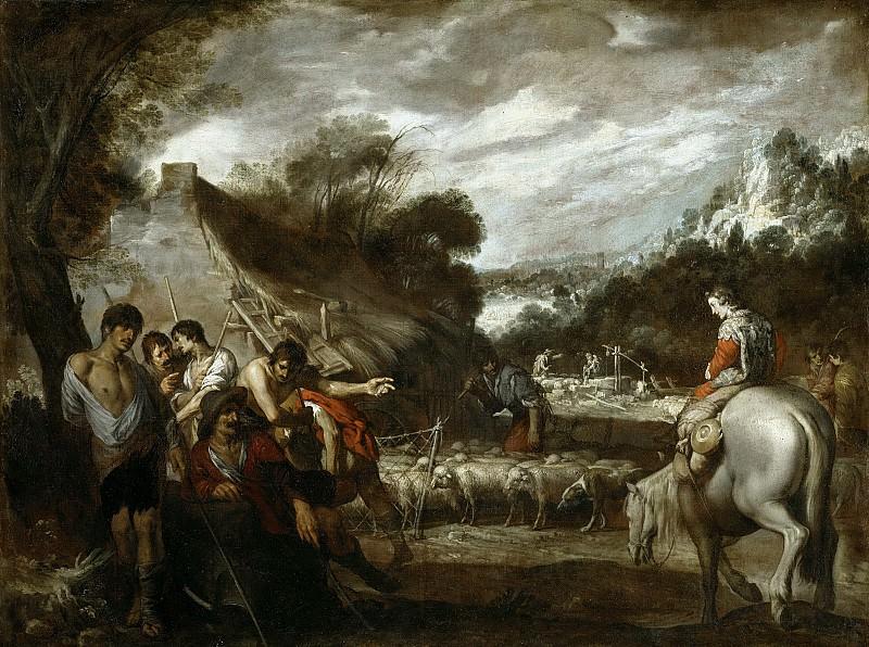 Castillo Saavedra, Antonio del -- José y sus hermanos. Part 3 Prado Museum