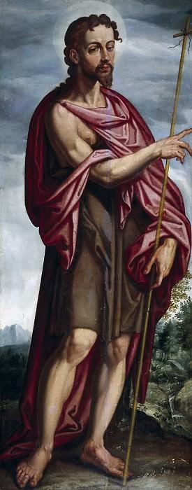 Pacheco, Francisco -- San Juan Bautista. Part 3 Prado Museum