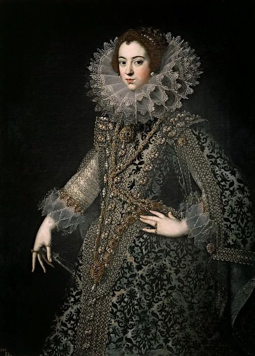 Villandrando, Rodrigo de -- Isabel de Borbón, reina de España, primera esposa de Felipe IV. Part 3 Prado Museum