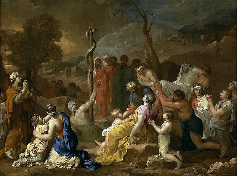 Bourdon, Sébastien -- La serpiente de metal. Part 3 Prado Museum