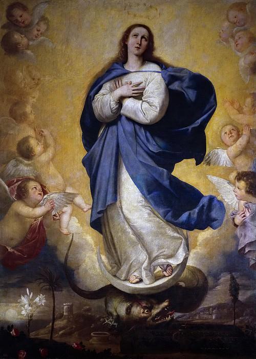 Ribera, José de -- La Inmaculada Concepción. Part 3 Prado Museum