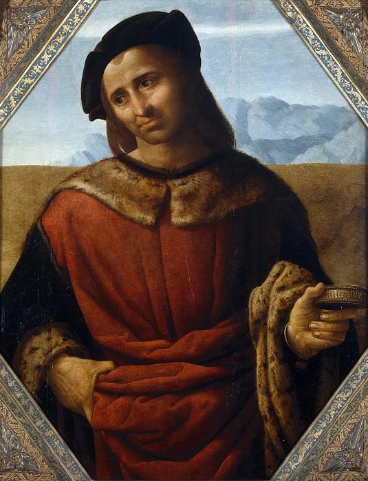 Yáñez de la Almedina, Fernando -- San Damián. Part 3 Prado Museum