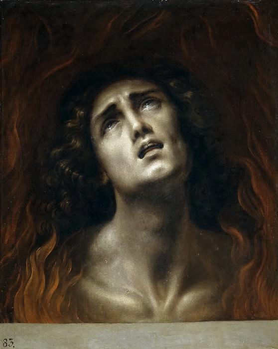Ribalta, Francisco -- El alma en pena. Part 3 Prado Museum