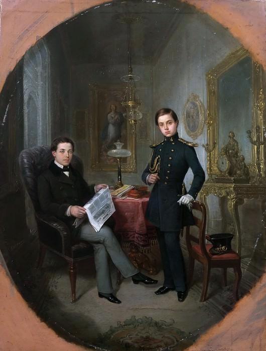 Romero y López, José María -- Ricardo y Federico Santaló. Part 3 Prado Museum
