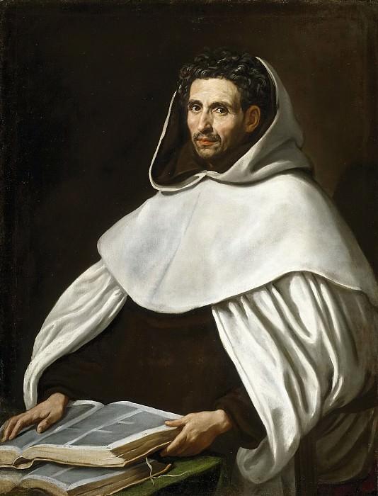 Tristán, Luis -- Retrato de un carmelita. Part 3 Prado Museum
