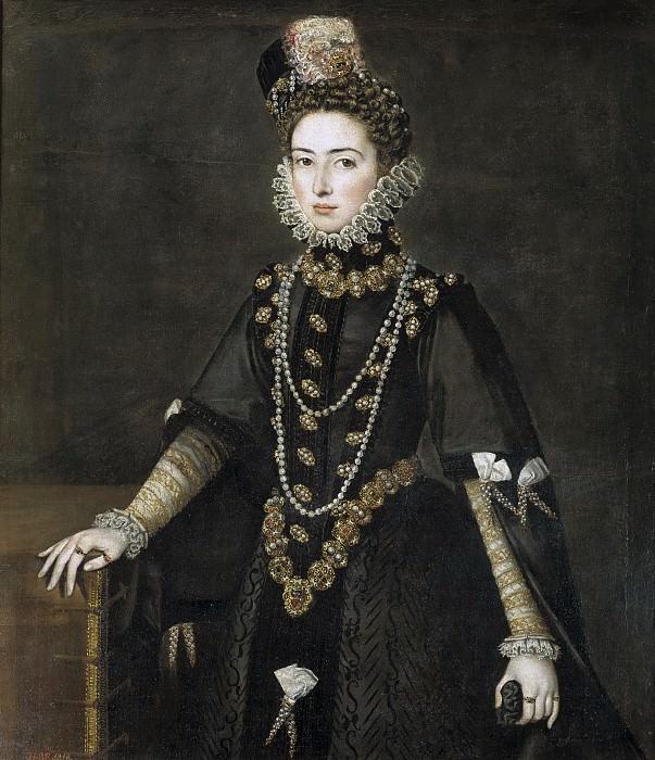 Sánchez Coello, Alonso -- Catalina Micaela de Austria, duquesa de Saboya. Part 3 Prado Museum