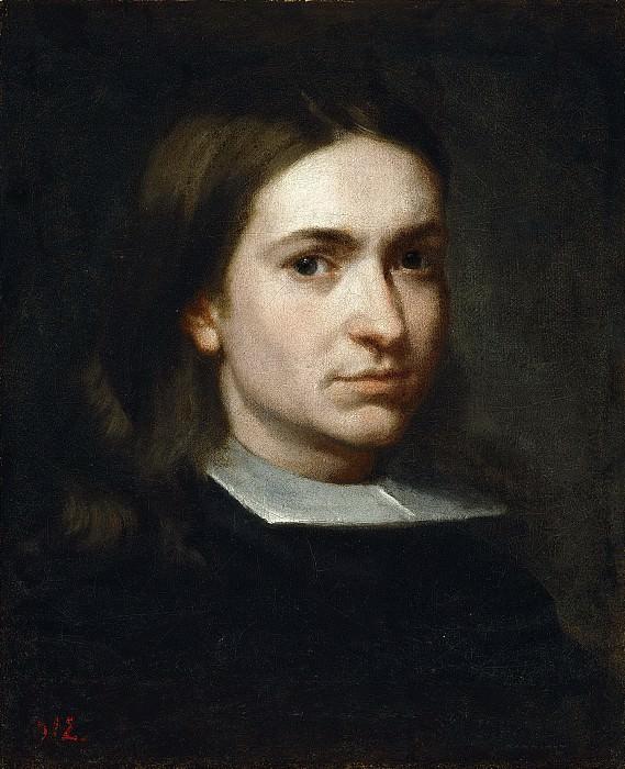Muñoz, Sebastián -- Autorretrato (¿?). Part 3 Prado Museum