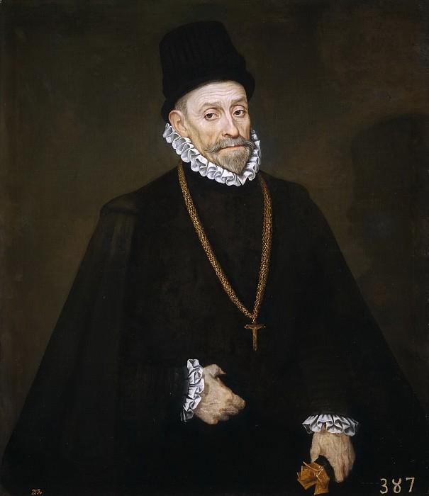 Anónimo -- Agustín Profit, el Calabrés. Part 3 Prado Museum