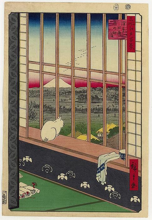 Ando Hiroshige 26498 686. Европейская живопись; часть 1