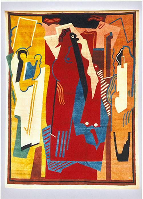 Альберт Гляйзе - Ковер. Европейская живопись; часть 1