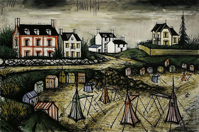 Бернар Бюффе - Край Калло. Европейская живопись; часть 1