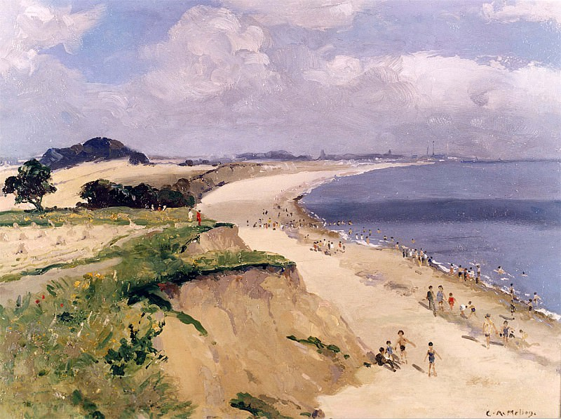 Campbell Mellon Hopton Beach 12171 2426. European art; part 1