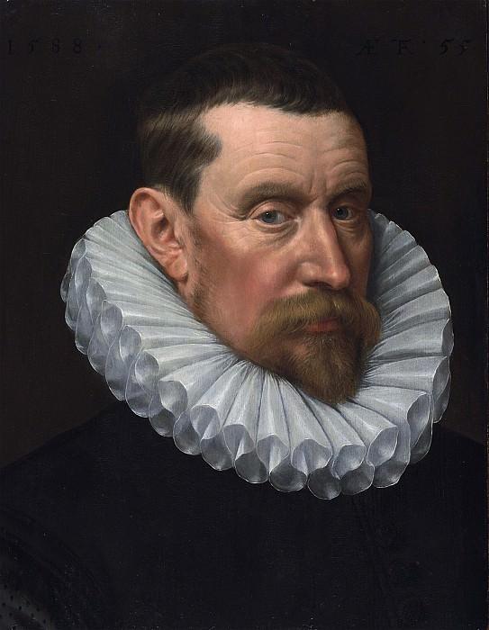Adriaen Thomasz Key вЂ. European art; part 1