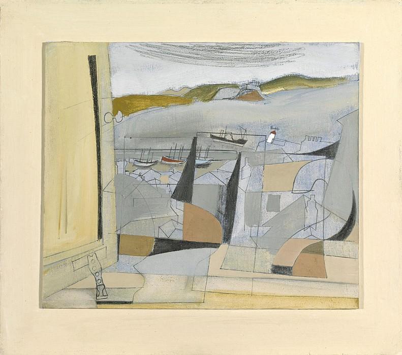 Ben Nicholson Newlyn 112479 20. European art; part 1