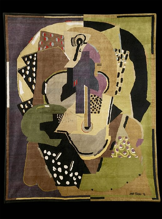 Albert Gleize - Rug. European art; part 1