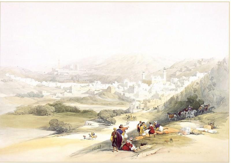 David Roberts Hebron 31460 3606. European art; part 1