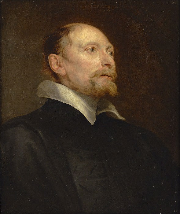 Anthony van Dyck An Unknown Cleric. European art; part 1