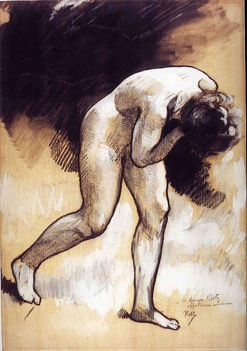 ALFRED ROLL Eve 11361 172. European art; part 1