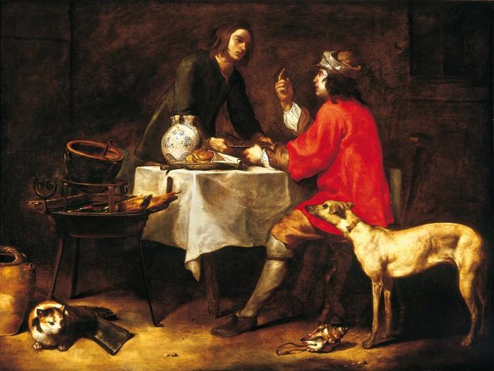 Anton Maria Vassallo Esau Renouncing His Birthright 16691 203. European art; part 1
