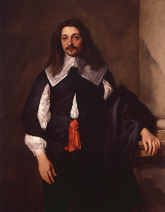 Anthony Van Dyck Pompone II de Bellievre i. European art; part 1