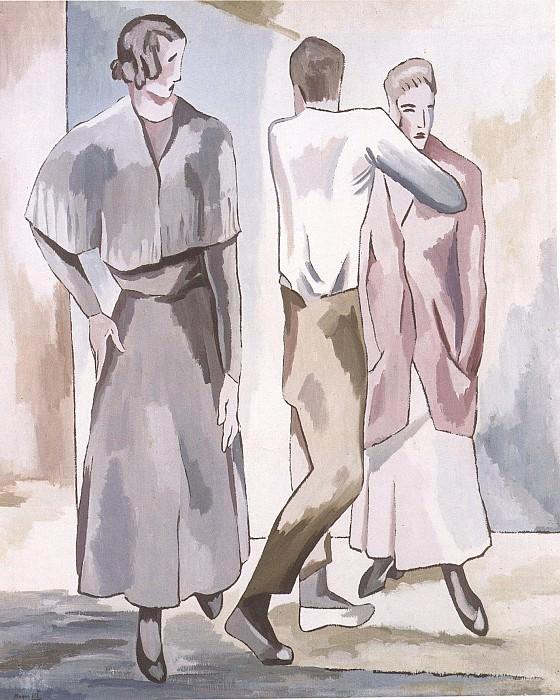 Alberto MAGNELLI - In campagna. European art; part 1