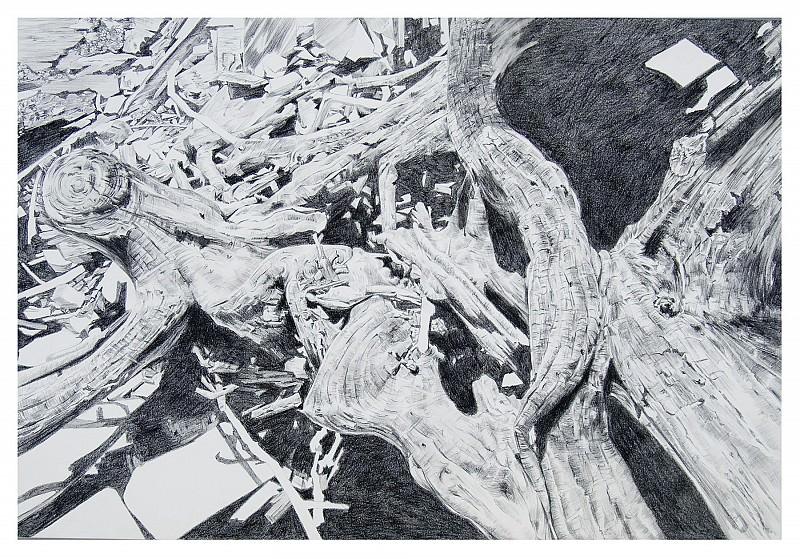 Black lead on paper 38347 4046. European art; part 1