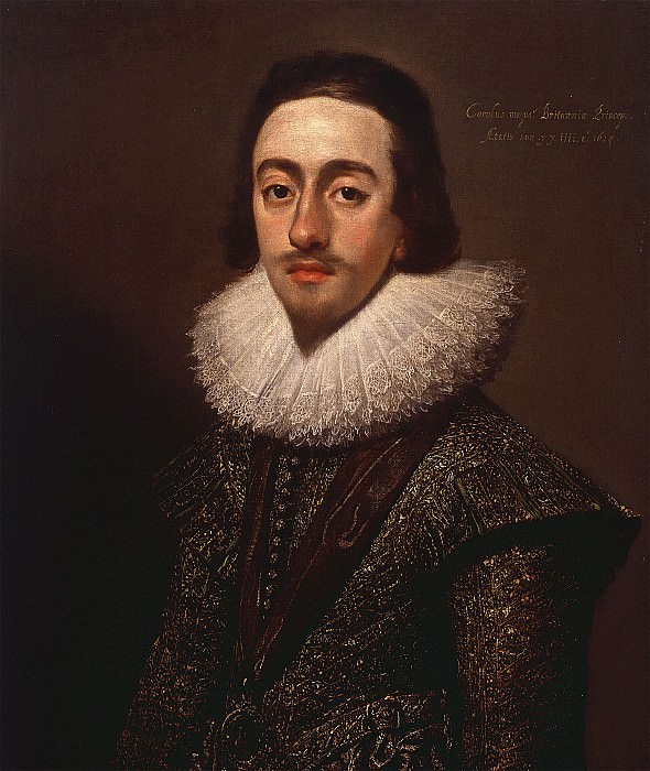 Daniel Mytens Charles I as Prince of Wales i 36790 321. Европейская живопись; часть 1