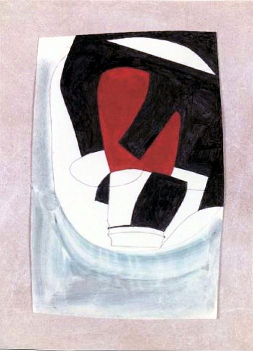 Ben NICHOLSON Bear Hug 40622 1146. European art; part 1