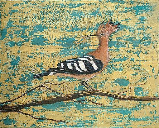 Yves Marie de Malleray La Huppe 31679 3606. часть 5 -- European art Европейская живопись