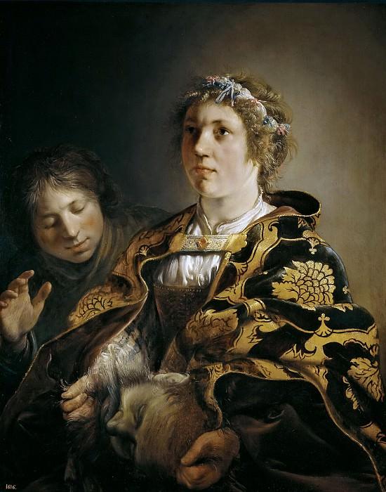 Bray, Salomon de -- Judit con la cabeza de Holofernes. Part 6 Prado Museum