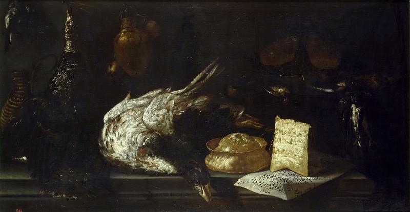 Ruoppolo, Giovanni Battista -- Bodegón de cocina. Part 6 Prado Museum