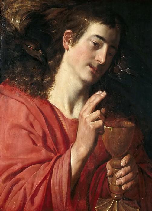 Wolfordt, Artur -- San Juan Evangelista. Part 6 Prado Museum