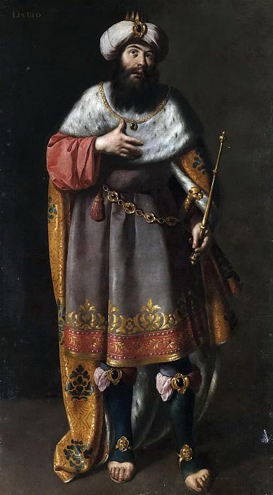 Ríes, Ignacio de -- El Rey David. Part 6 Prado Museum