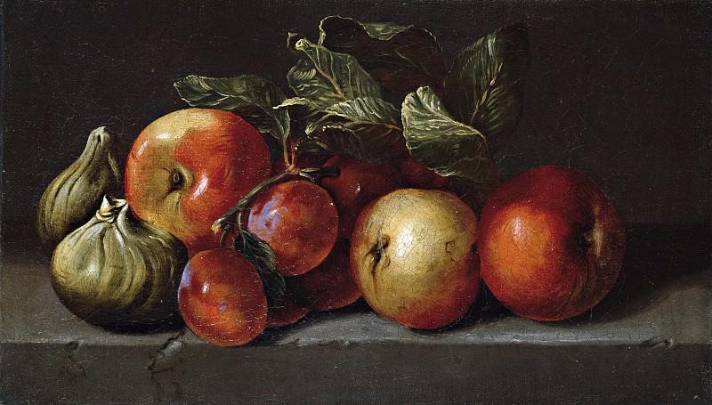 Espinosa, Juan de -- Manzanas, higos y ciruelas. Part 6 Prado Museum
