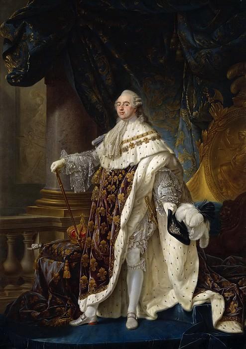 Callet, Antoine-François -- Luis XVI. Part 6 Prado Museum