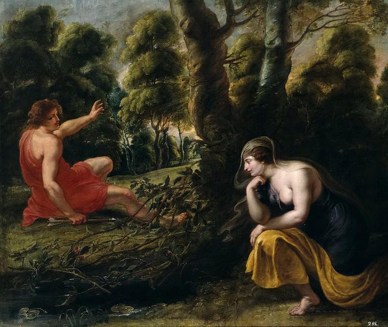 Симонс, Питер -- Кефал и Прокрида. часть 6 Музей Прадо