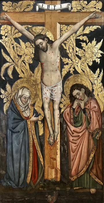 Sánchez, Juan -- La Crucifixión. Part 6 Prado Museum