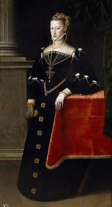 Moro, Antonio -- La emperatriz María de Austria, esposa de Maximiliano II. Part 6 Prado Museum